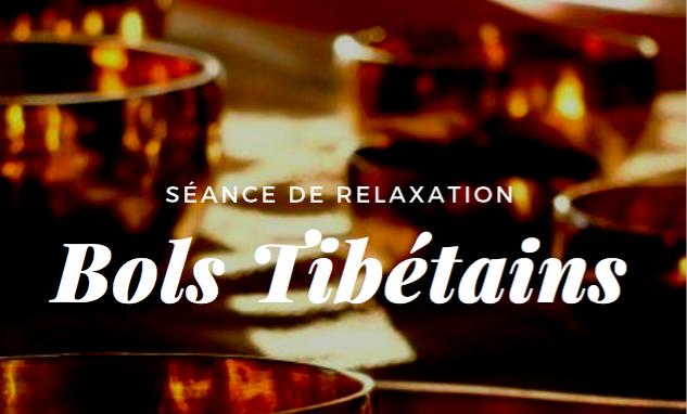 Bols tibétains @Paris9 venez vous détendre dimanche !